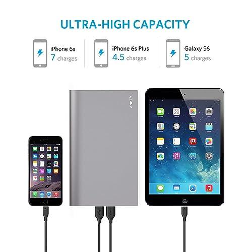 1週間充電の超大容量バッテリー「Anker PowerCore Edge」が発売