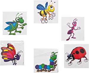 Insect Temporary Tattoos