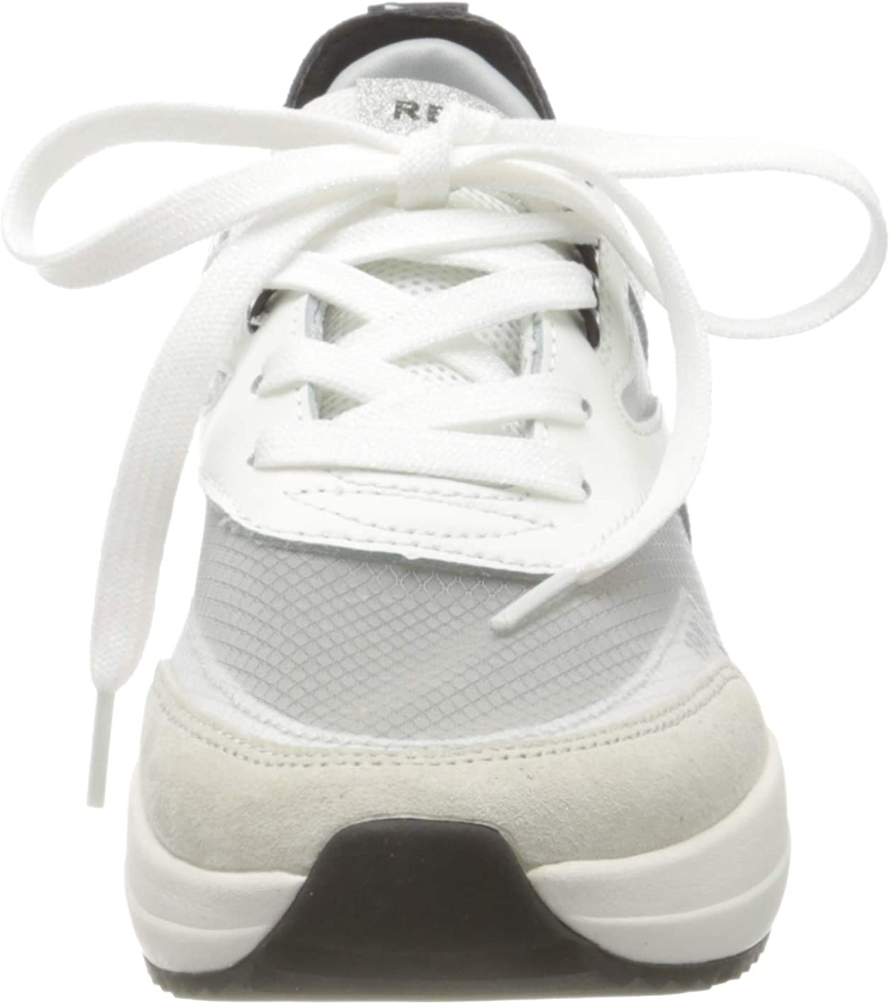 Replay Women's Low-Top Sneakers White White 61