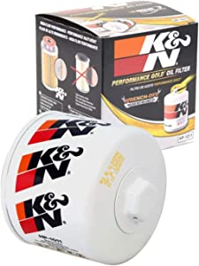 K&N Premium Oil Filter: Designed to Protect your Engine: Fits Select CHEVROLET/GMC/OLDSMOBILE/PONTIAC Vehicle Models (See Product Description for Full List of Compatible Vehicles), HP-1011