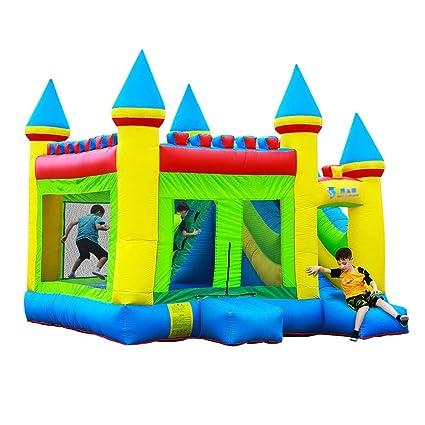 Castillos hinchables Parque Inflable para Niños En El Hogar ...