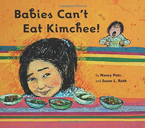 Read Online Babies Can't Eat Kimchee! pdf epub