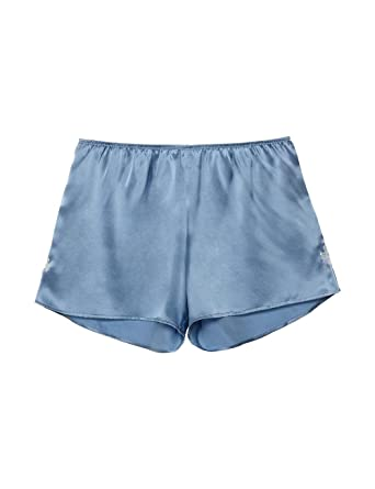 cf10688a4ff0 Intimissimi Womens Primrose Garden Silk Shorts: Amazon.co.uk: Clothing