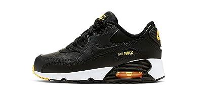 | Nike Air Max 90 Leather BlackAmarillo