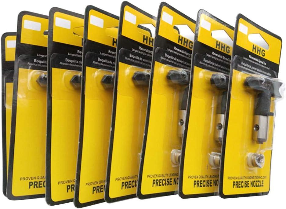 EsportsMJJ 15 tipo de pistola de pulverizaci/ón Airless consejos para el rociador de pintura boquilla 45x50mm #13