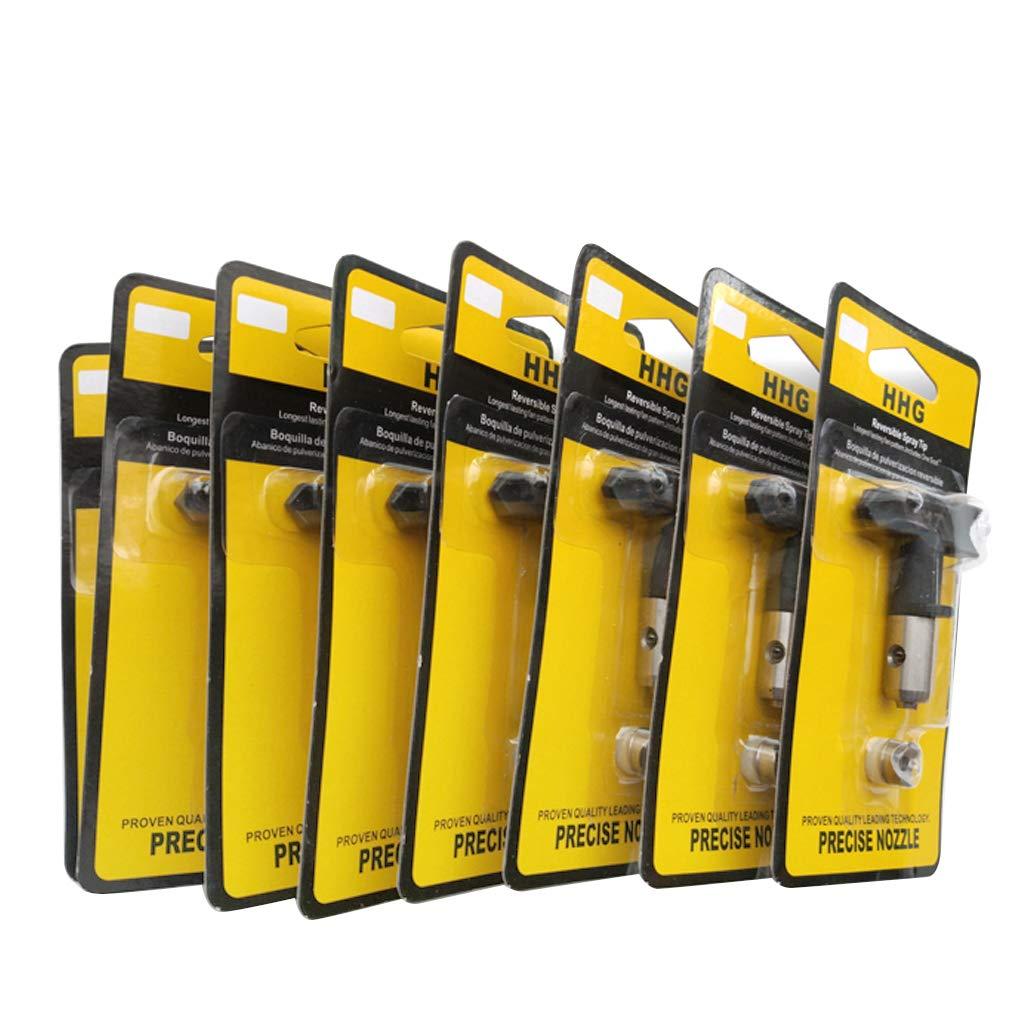 Boquilla de sellado para pistola de pulverizaci/ón sin aire para pintura herramientas el/éctricas de jard/ín 311