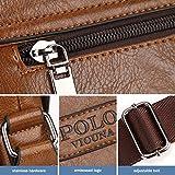 VICUNA POLO Shoulder Bag Business Man Bag Messenger