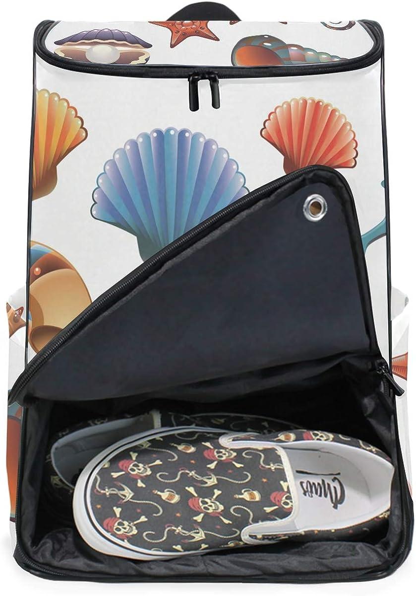 DEZIRO mochila para computadora portátil con diseño de ...