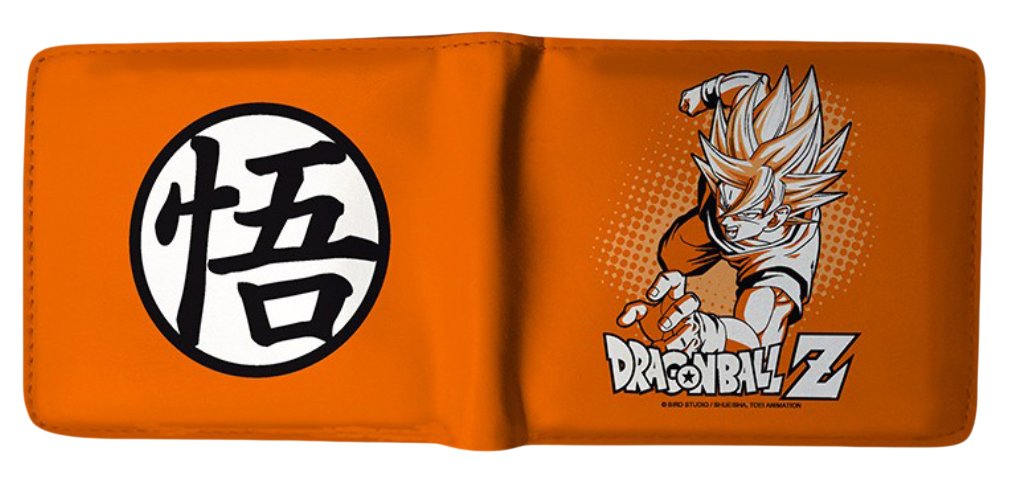"ABYstyle - DRAGON BALL - Wallet ""Goku"" - Vinyl"