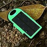 VicTop® Waterproof 5000mAh Solar...