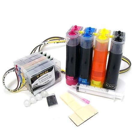 cisinks sistema de suministro de tinta continua CISS para ...