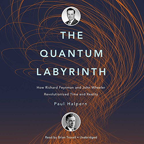 The Quantum Labyrinth: How Richard Feynman and John Wheeler Revolutionized Time and Reality