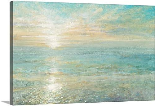 Sunrise Canvas Wall Art Print