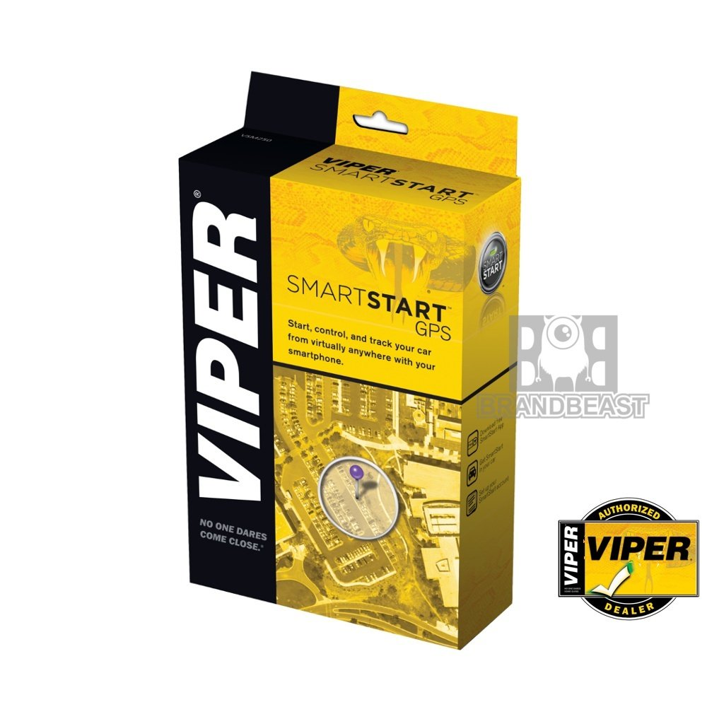 Viper SmartStart Module With GPS Tracking - VSM250
