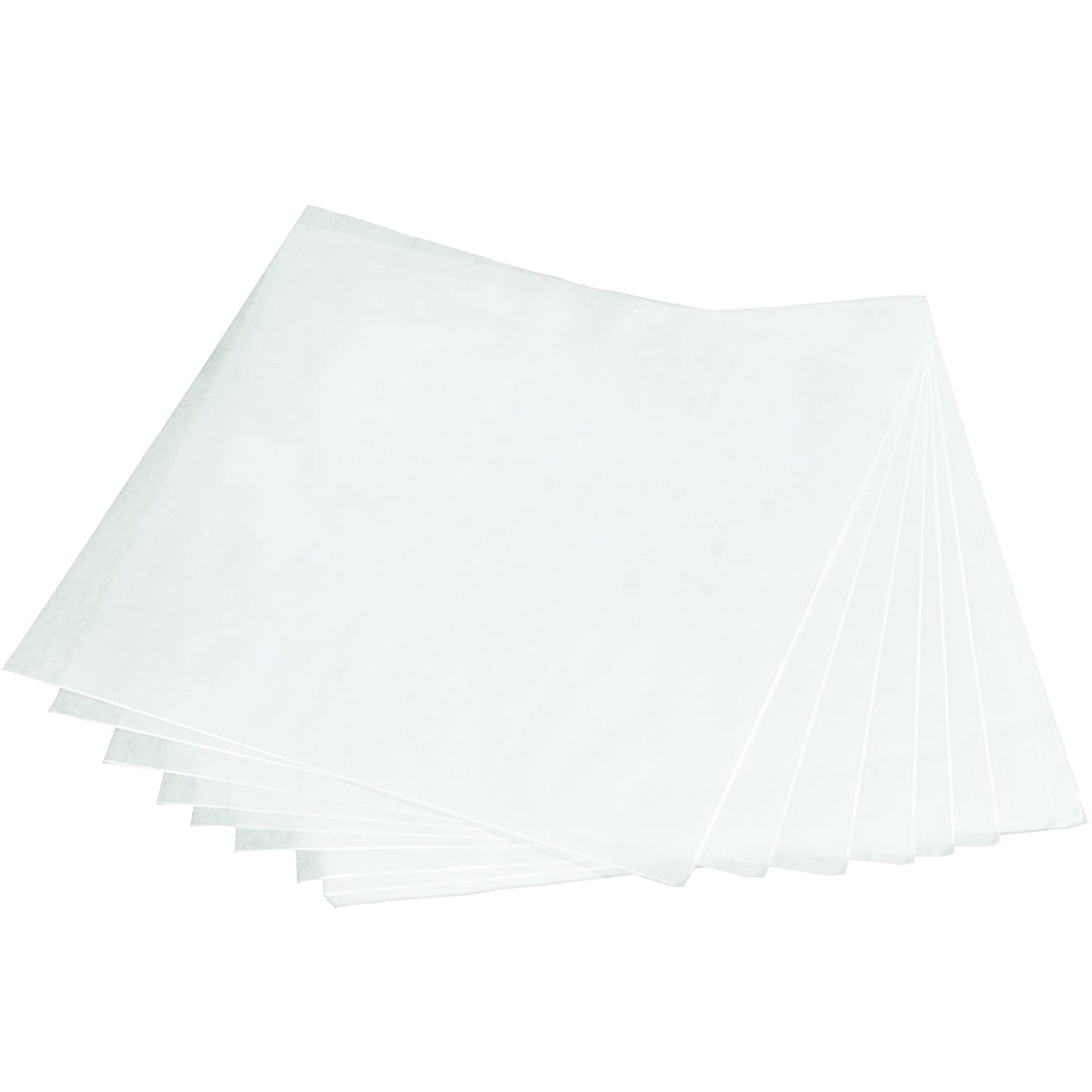 Partners Brand PBPS182440W Butcher Paper Sheets 18 x 24 White Pack of 1250