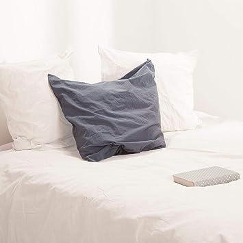 Bettwäsche Aus Gewaschener Baumwolle Für 2 Personen Sehr Gute