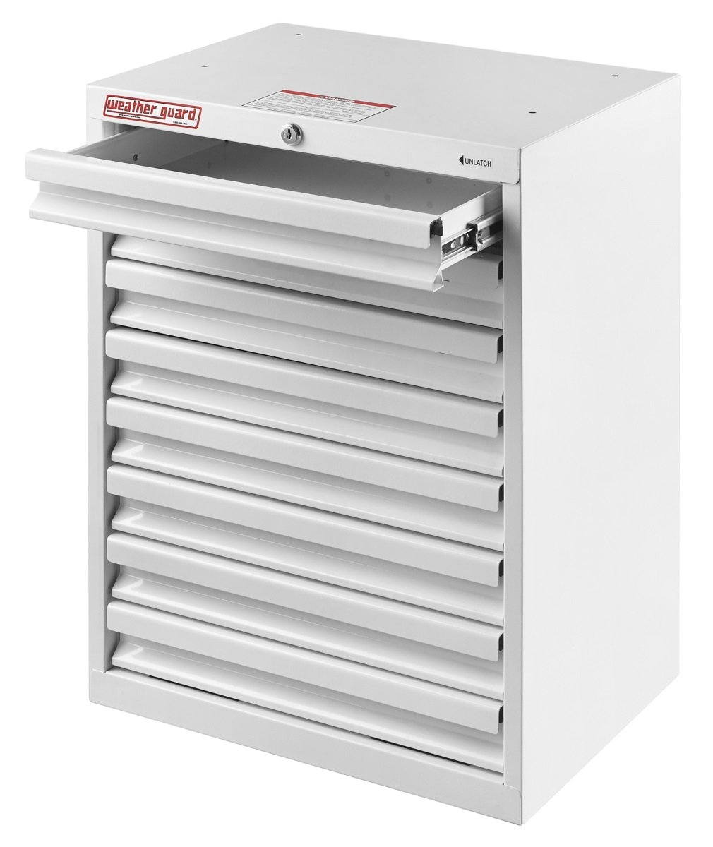 Amazon.com: WEATHER GUARD 9988301 Drawer Cabinet: Automotive