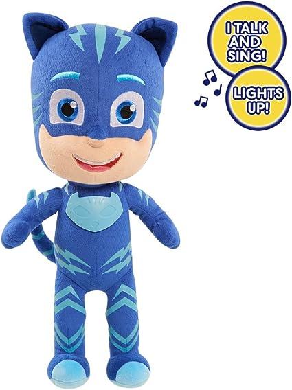 JP PJ máscaras Gato Boy función de Peluche Figura