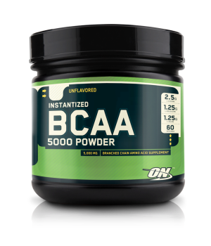 Amazon.com: Optimum Nutrition Instantized BCAA 5000mg Powder, Unflavored, 345g: Health