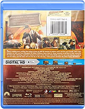 Indiana Jones & The Last Crusade [Blu-ray] 1