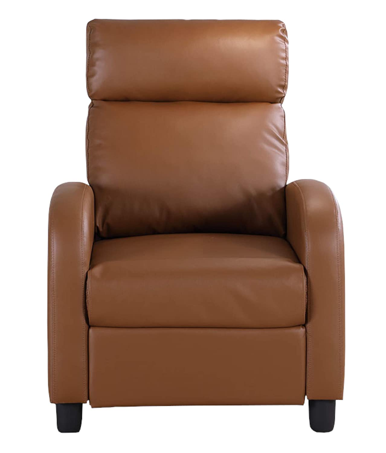 Brown NHI Express Anabelle Recliner, Grey