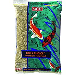 Kaytee Koi\'s Choice Premium Fish Food, 10-lb bag