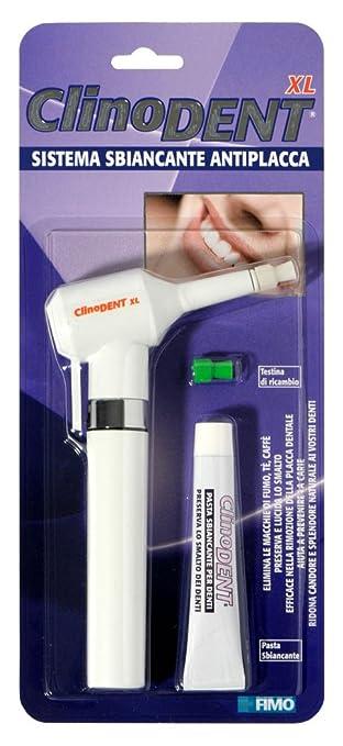 97 opinioni per Clinodent Xl- Smacchiatore e Sbiancante Denti. Sbiancante Dentale Elettrico a