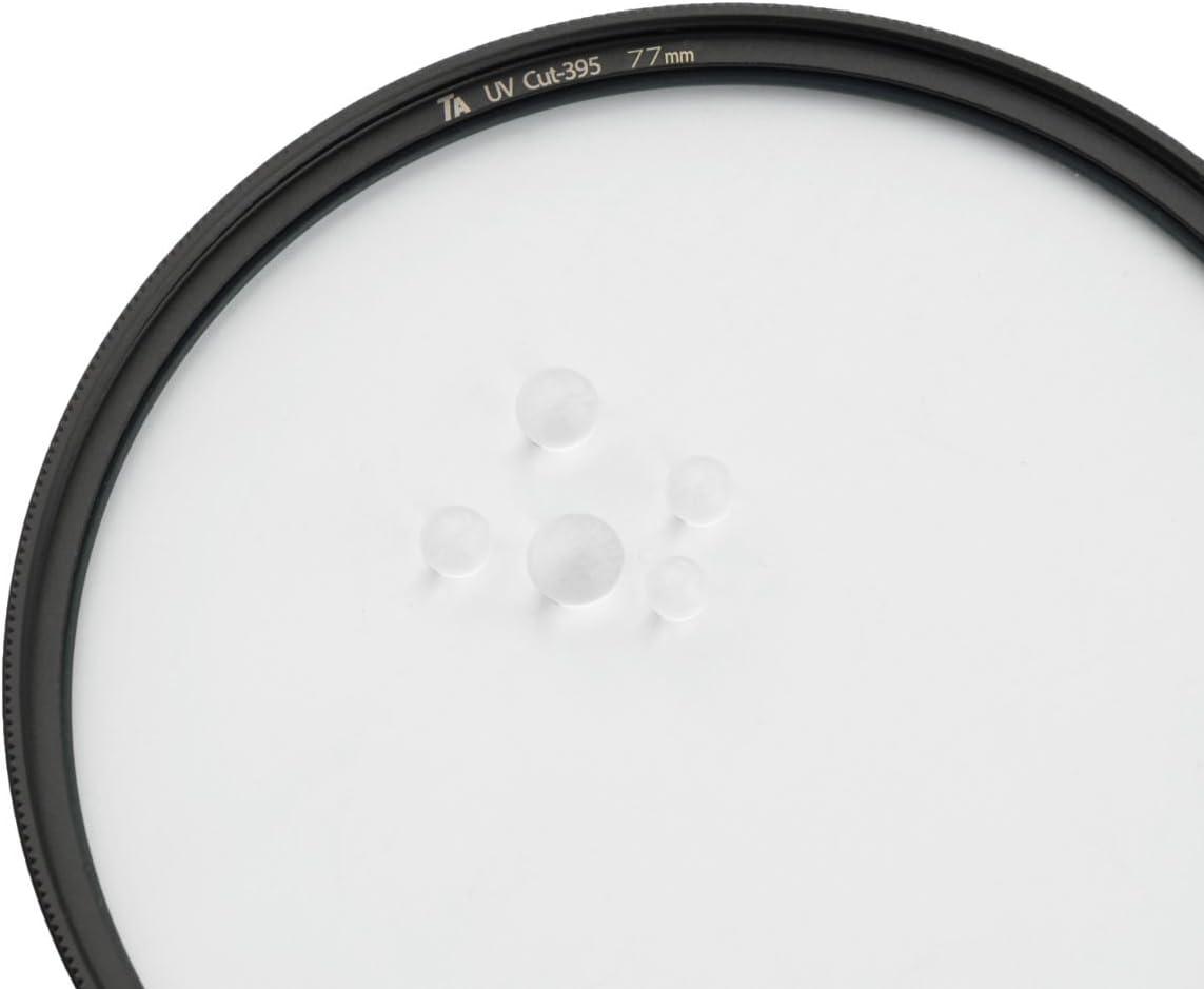 NiSi 72mm Ti Pro Nano UV Cut-395 Filter Titanium Frame