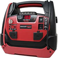 Smartech Products Power Station with Jump Starter and Air Compressor