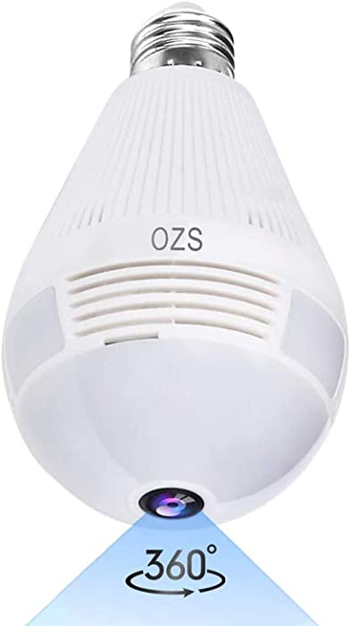 The Best Home Security Hidden Camera Light Bulb