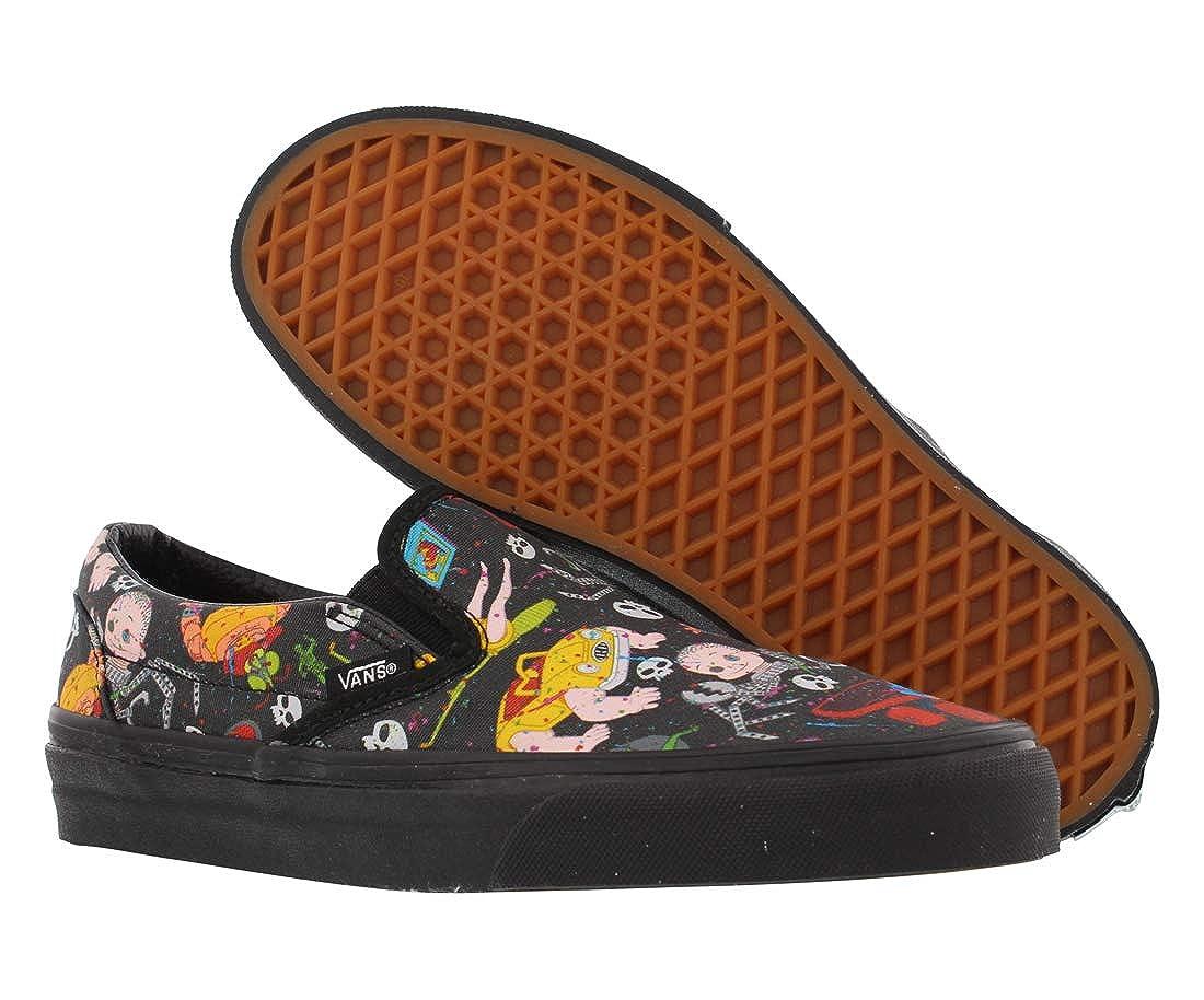 32815e8f86 Vans Men s Classic Slip-On Toy Story Ankle-High Canvas Skateboarding Shoe   Vans  Amazon.ca  Shoes   Handbags