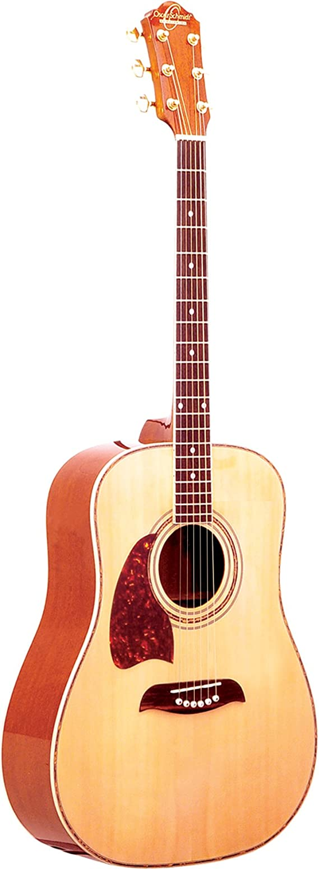 Oscar Schmidt OG2NLH-A-U Left-Handed Dreadnought Acoustic Guitar