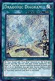 Dragonic Diagram - MACR-EN053 - Secret Rare - 1st Edition - Maximum Crisis (1st Edition)