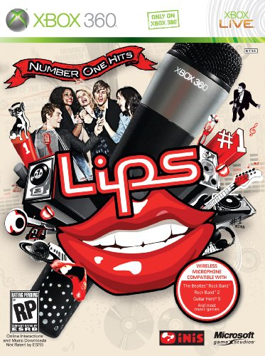 Lips Number One Hits Bundle -Xbox 360 for sale  Delivered anywhere in USA