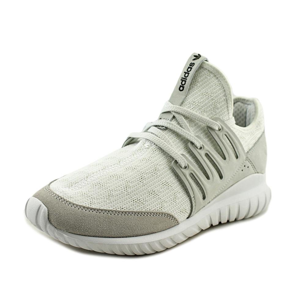 chaussures de sport 21dc7 13b5d adidas Tubular Radial Hommes US 7.5 Blanc Baskets: Amazon.co ...