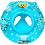 Uleade Baby Child Inflatable Swimming Toddler Safety Aid Float Seat Ring for 3-36 Months Children