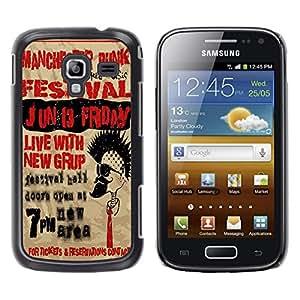Dragon Case - FOR Samsung Galaxy Ace 2 - especiallly for you - Caja protectora de pl??stico duro de la cubierta Dise?¡Ào Slim Fit