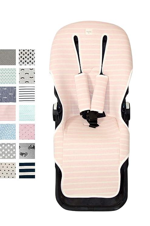 Fundas BCN ® - F126/9402d - Colchoneta para silla de paseo Bugaboo Donkey ®