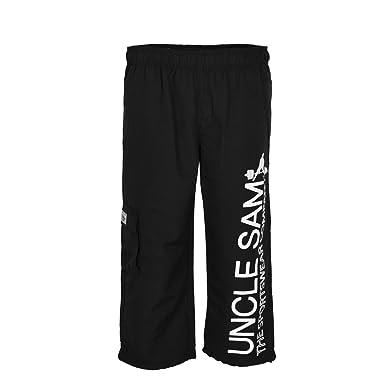 Uncle Sam | Bodypants | Trainings Jogginghose | Mit Aufdruck | SAM!
