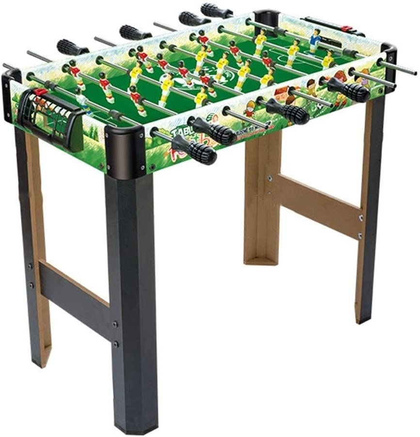 Futbolines Recuerdos De Juguete De Mesa Fútbol Máquina De Escritorio Boy Adult Entertainment Doble De Madera For Niños (Color : Green, Size : 40 * 88 * 60cm): Amazon.es: Hogar