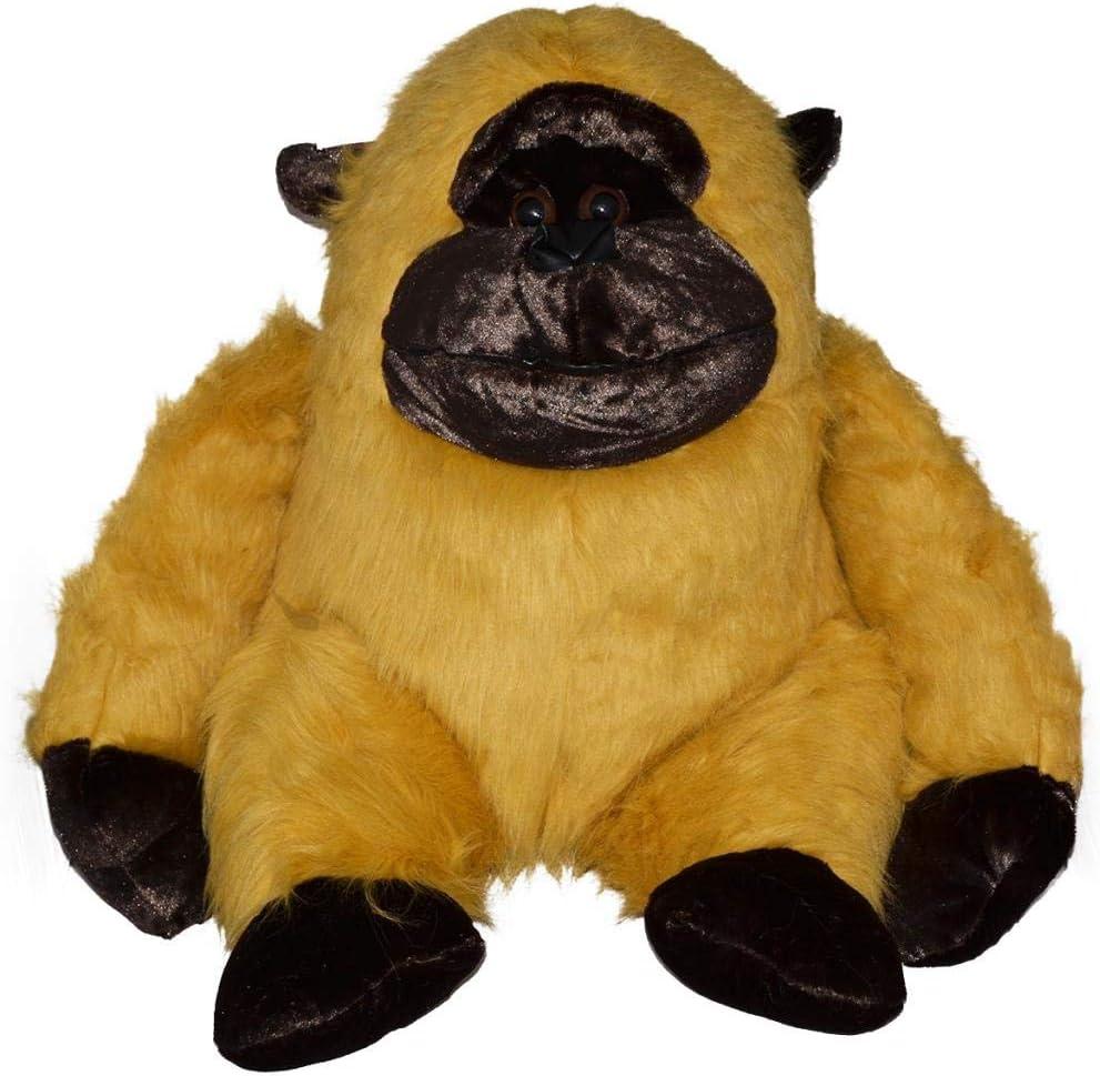 Selay selay6878-brown 70 cm Gigante de Peluche Gorila: Amazon.es ...