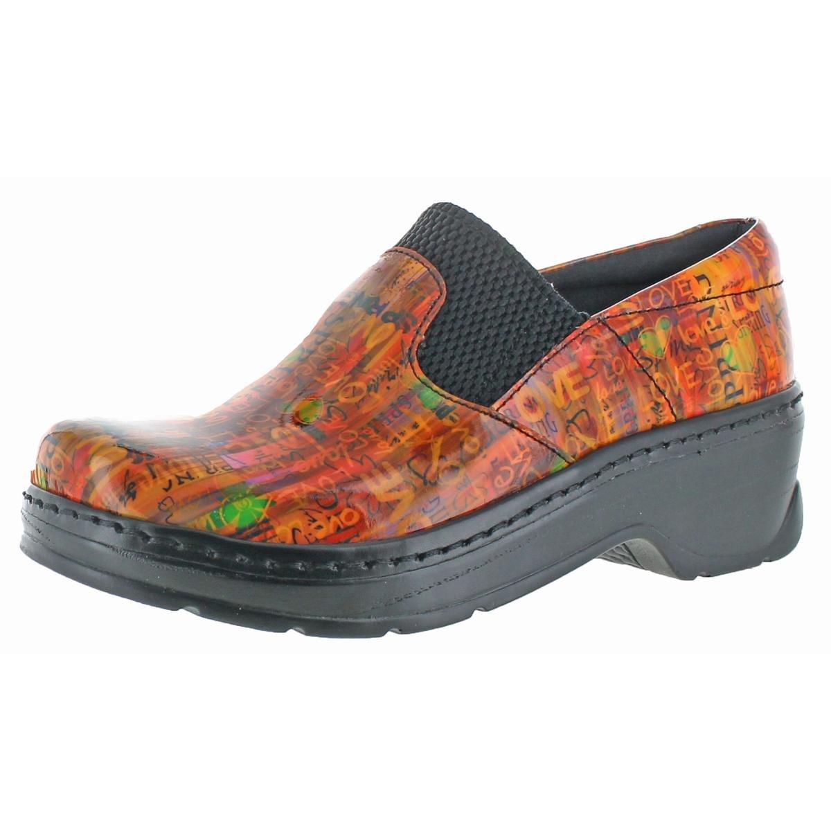 Klogs Footwear Women's Imperial Spring Love Patent Clog/Mule