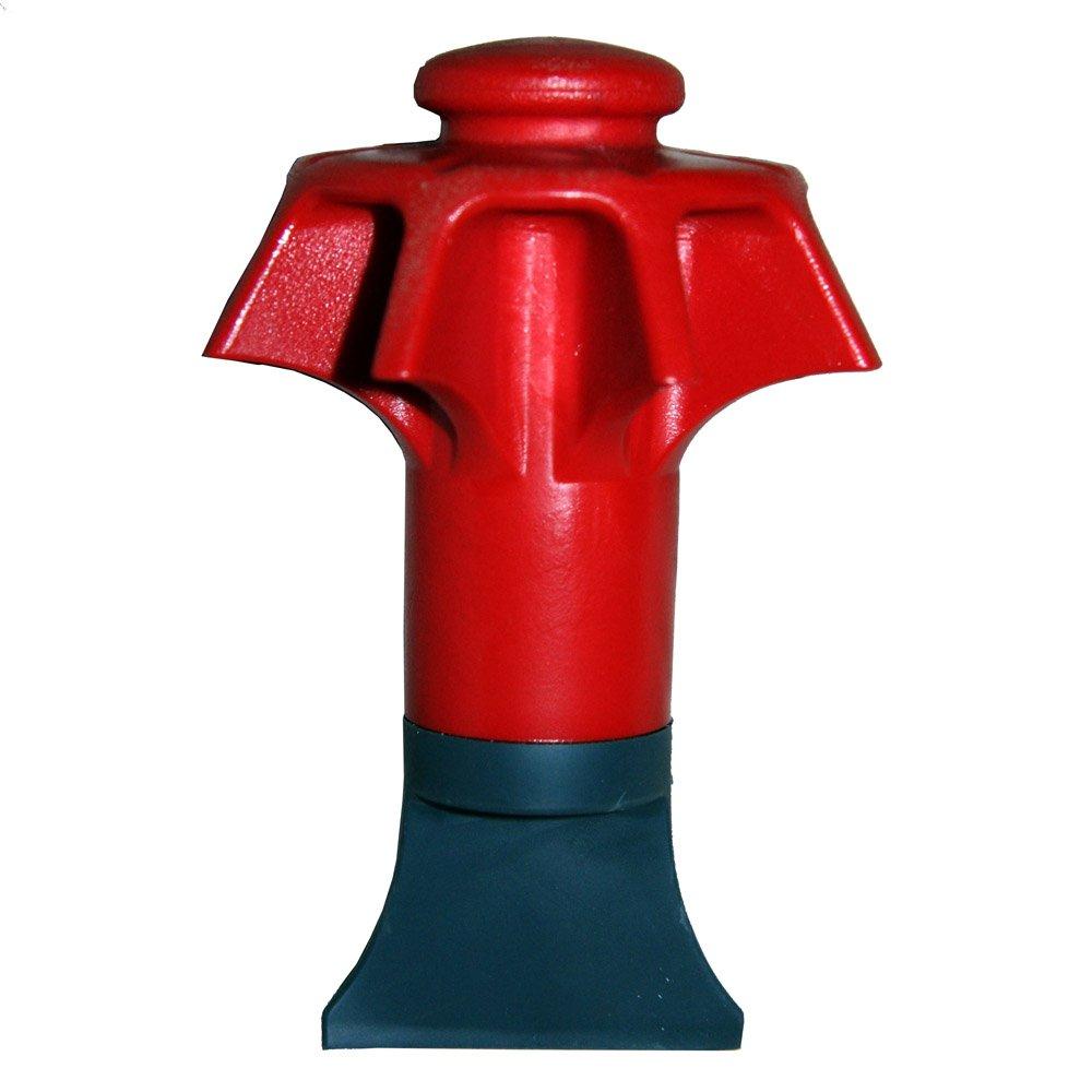 DANCO Disposal Genie Garbage Disposal Strainer and Splash Guard, Red (10451)