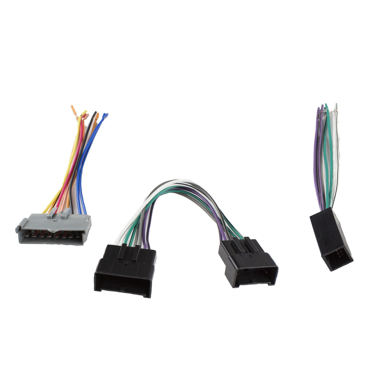 Novosoncis FDF-456 Premium Sound Amplifier Eliminator / Integrator Harness For Ford/Lincoln/Mercury Novosonics