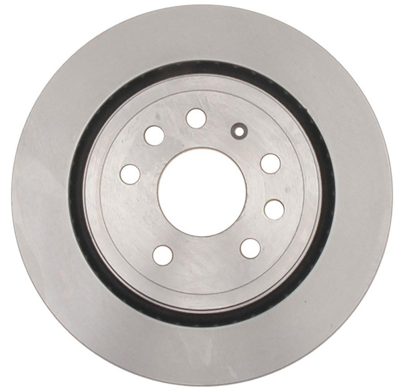 ACDelco 18A2391AC Advantage Coated Rear Disc Brake Rotor