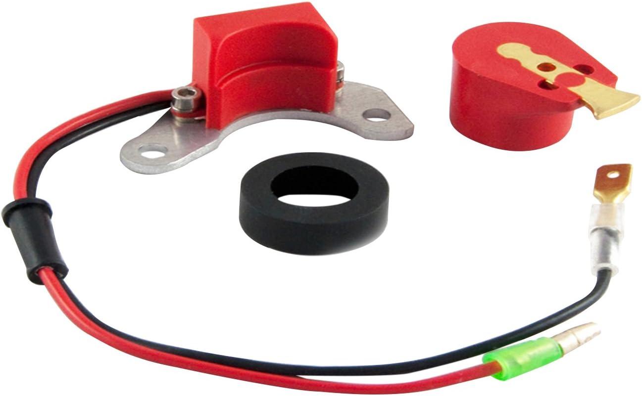 Powerspark Electronic Kit for Lucas 43D 45D 59D Distributor