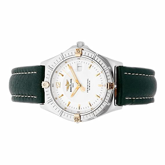 Breitling Sirius cuarzo Mens Reloj b62011 (Certificado) de segunda mano: Breitling: Amazon.es: Relojes