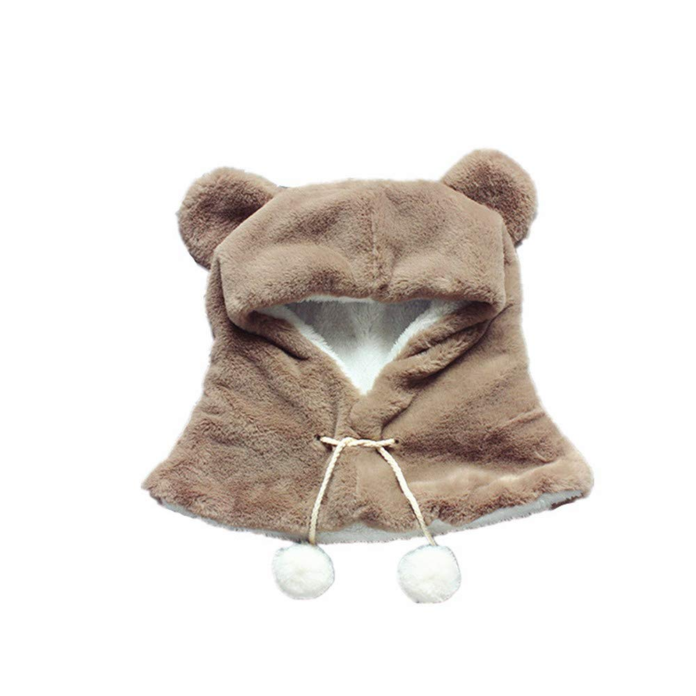 Appoi Baby Hat SOCKSHOSIERY ユニセックスベビー Free size カーキ B07KFJZ539