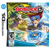 Beyblade Metal Fusion - Nds