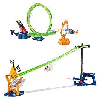 Turbo - Pista de carreras (Mattel Y5795)